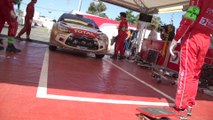 Rally Australia - Day 1 - Citroën Racing 2014