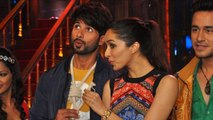 Haider  | Shahid & Shraddha On Set Of Cine Stars Ki Khoj Grand Finale !