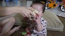 2012/09/09《妹妹貪吃鬼XD》