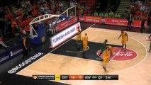 Qualifying Rounds Highlights: Telenet Ostend-Asvel Lyon Villeurbanne