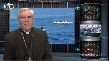 Mgr di Falco : Un naufrage de migrants