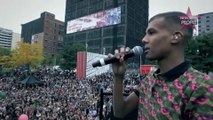 Stromae dévoile le clip Ave Cesaria en hommage à la diva Cesaria Evora