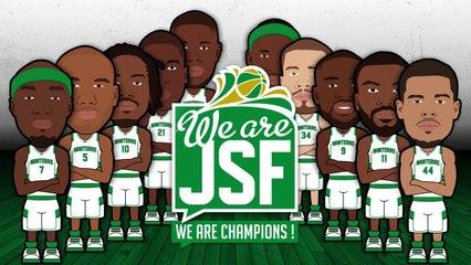#WeAreJSF 1x00 - Spécial Match des Champions 2014