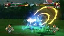Nine-Tails Chakra Mode Naruto VS Danzo In A Naruto Shippuden