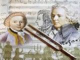 Mozart -  Trio 'Soave sia il vento' from Opera 'Cosi fan tutte