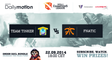 D2CL Season IV Highlights: Fnatic vs Team Tinker