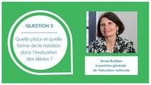 Évaluation des élèves : quelle place et quelle forme de la notation dans l'évaluation des élèves ?