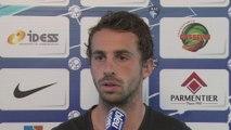 Avant HAC - Dijon, interview d'Alexandre Bonnet