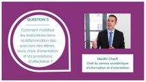 Évaluation des élèves : Comment mobiliser les évaluations dans la détermination des parcours des élèves, leurs choix d'orientation et les procédures d'affectation ?