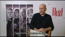 Bruce Willis à propos d'Expendables 2