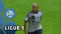 But André AYEW (59ème) / Stade de Reims - Olympique de Marseille (0-5) - (SdR - OM) / 2014-15