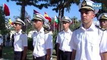 Remise des diplômes pour les lauréats de la 36ème promotion de l'Institut Supérieur des Etudes Maritimes