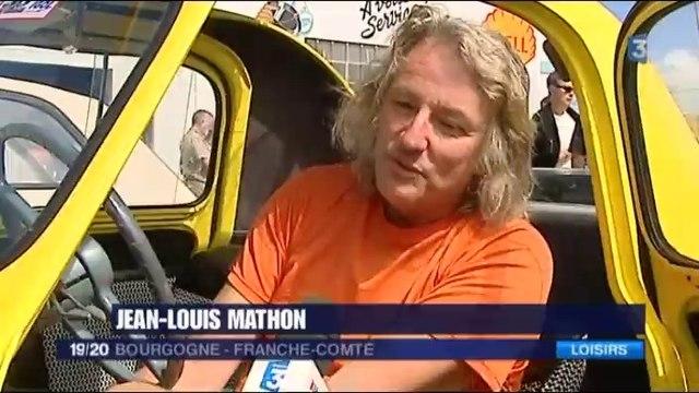 Bubble car en bourgogne reportage de Fr3 Bourgogne