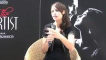 The artist- Interview Bérénice Bejo et Michel Hazanavicius