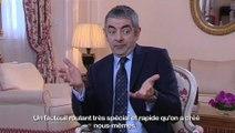 Johnny English, le retour- Interview de Rowan Atkinson