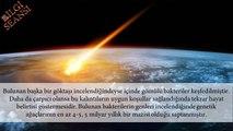 Uzayda Yaşam Var mı Uzaydan mı Geldik ( Panspermia )