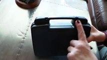 Single Pistol Case - Secure Premium Hard Plastic Gun Cases