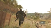 Metal Gear Solid V : The Phantom Pain - TGS 2014 Gameplay Demo
