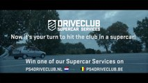 DriveClub (PS4) - Trailer live action