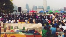 """""""Sit Down"""": Students lead protest in Hong Kong """"Occupy Central with Love and Peace"""""""