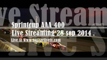 Watch nascar AAA 400 Sprintcup streaming here