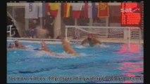 Waterpolo Champions League 2014/15 - Great gol by Avramovic in Jadran vs Oradea