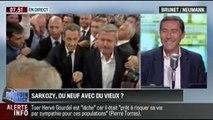 Brunet & Neumann : Meeting de Nicolas Sarkozy: a-t-il été convaincant? – 26/09