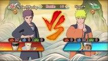 Fourth Kazekage VS Naruto In A Naruto Shippuden Ultimate Ninja Storm Revolution Match / Battle / Fight
