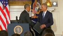 """Stati Uniti, si dimette """"l'avvocato del popolo"""" Eric Holder. Obama verso le elezioni di mid-term"""