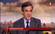 """""""Face à l'Etat islamique il n'y a pas de gauche, pas de droite, il y a la République"""" F.Fillon était l'invité de David Pujadas sur France 2"""
