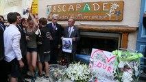 Hommage poignant à Hervé Gourdel dans son village de montagne