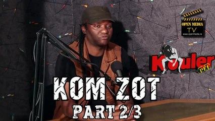 Kouler Pei - Kom Zot - Septembre 2014 - Part 2/3