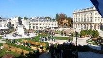 Jardins Ephémères 2014 place Stanislas à Nancy @Radiofrance @fredericbelot