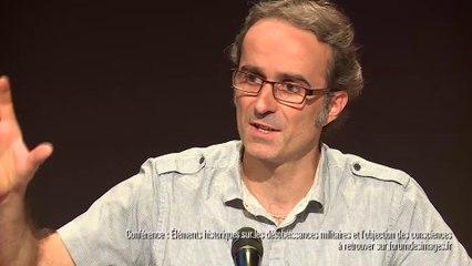 """Extrait /Tramor Quemeneur : """"objecteur de conscience"""" ou """"war resistor"""" ?"""