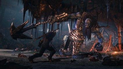 The Witcher 3  Wild Hunt - Travelling Monster Hunter Trailer
