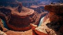 le grand canyon (les grandes gorges)
