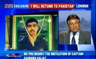 See How Pervez Musharraf Slaps Indian Media on False Propaganda against Pakistan Army