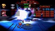 Crash Bandicoot 3 : Warped - Niveau 28 : Area 51?