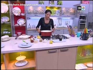 Choumicha Recettes - Salade lentille et Dinde aux pois chiches