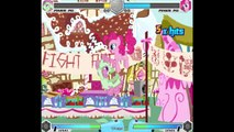 Pinkie Pie VS Pinkie Pie In A My Little Pony Fighting Is Magic Tribute Edition Match / Battle / Fight