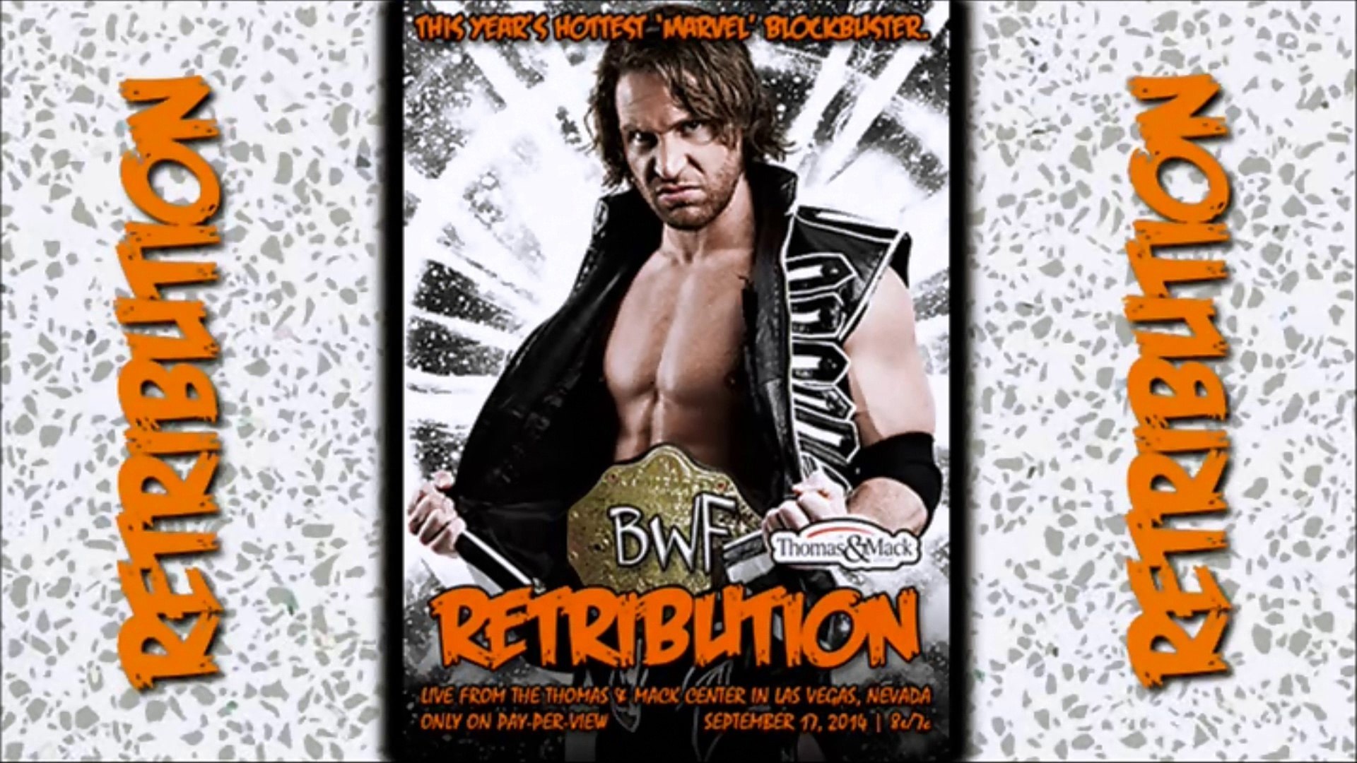 BWF Retribution 2014 Theme