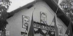 Prezident  Gottwald: Bratislava hl. stanica, Topoľčianky (1949)