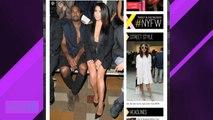 Kim Kardashian And Kanye West Get Booed At Lanvin's Paris Fashion Week Show