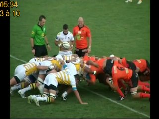 Rugby Pro D2 Narbonne Albi