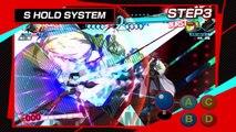 Persona 4 Arena Ultimax - Tuto #3 - Les nouveaux systèmes