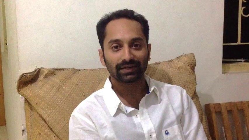 Fahad Faasil speaks about Iyobinte Pusthakam - 1