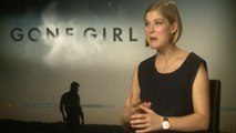 Gone Girl: Rosamund Pike on those 'naughty' sex scenes