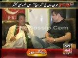 Kharra Sach 24 September 2014 Special With Imran Khan (24-09-2014) Khara Sach 24th September 2014
