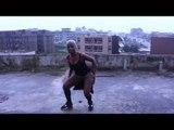 Serge Beynaud Okeninkpin démo danse n°3, Zota ft Fallon