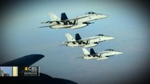 More air attacks against ISIS as coalition builds